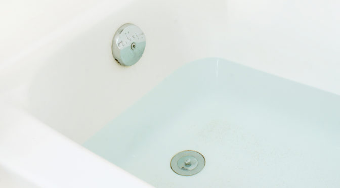 Some Easy Tips For Cleaning Your Bathtub Drain