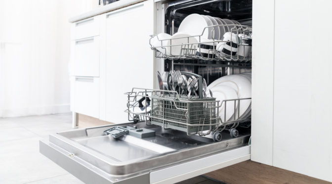 How To Fix A Leaky Dishwasher Here S
